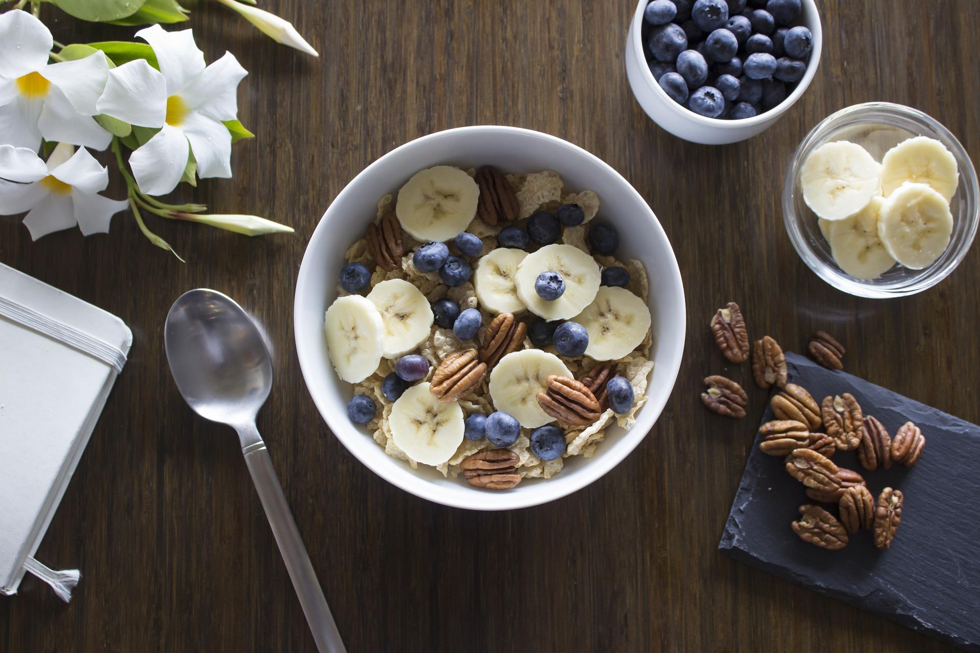Zdrowe śniadanie to podstawa udanego treningu